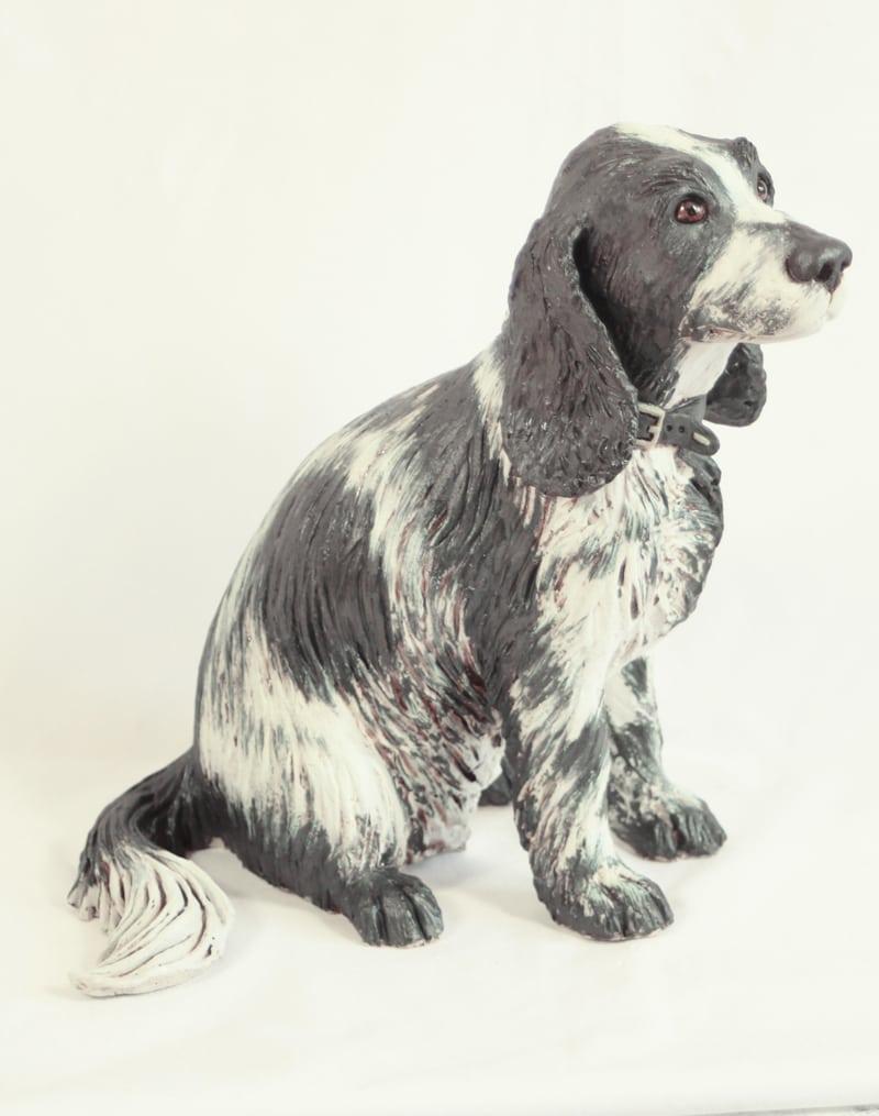 Millie Dog Sculpture