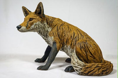 ceramic-fox-button
